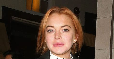 Lindsay Lohans Of Excitement 2 by Lindsay Lohan Quits Social Media As She Looks Forward To