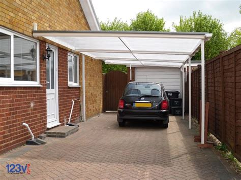 Canopy Car Port by Carports And Canopy Installations In The Uk