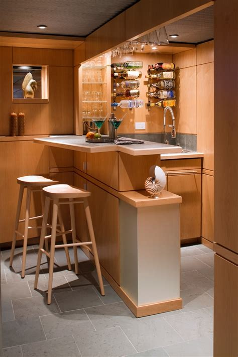 How To Decorate A Small Bar Area Inspiring Small Basement Ideas How To Use The Space