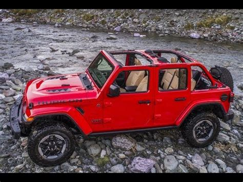 2018 jl rubicon | best new cars for 2018