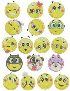 Boys Bedroom Designs mix and match emoji s machine embroidery designs by sew