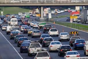 Traffic In File Peak Hour Traffic In Melbourne Jpg