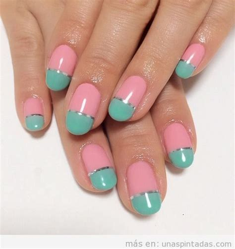 imagenes de uñas pintadas de color turquesa turquesa archivos u 241 as pintadas