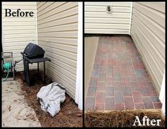 Patio Pal Brick Patio System by 1000 Images About Diy Extended Patio For Grill On