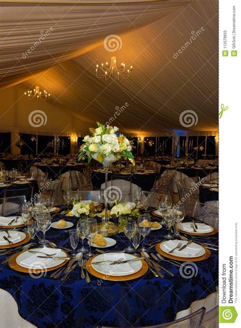 Dinner Party Banquet Tables Decoration, Wedding, Event