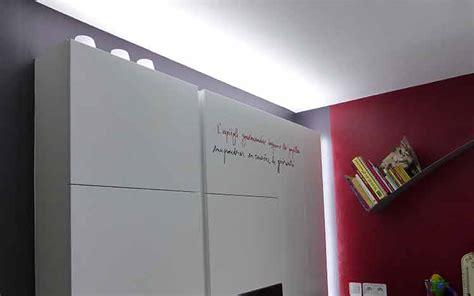 eclairage meuble de cuisine eclairage plan de travail par