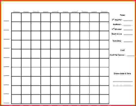 Office Football Pool Forms Office Football Pool Grid 28 Images Printable Team