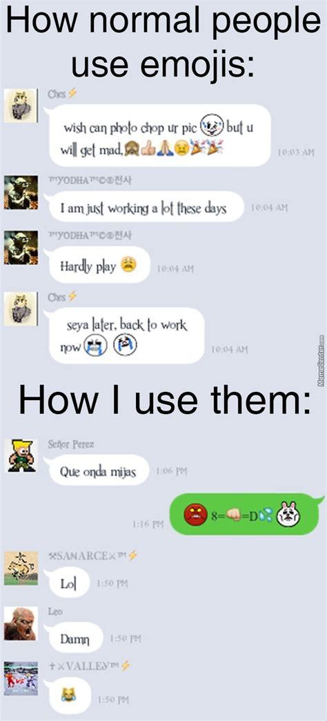 Emoji Meme - emoji s are fun by thematrixman meme center