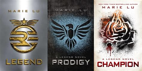 sharing books   the legend/champion/prodigy trilogy, by marie lu    Simple Things