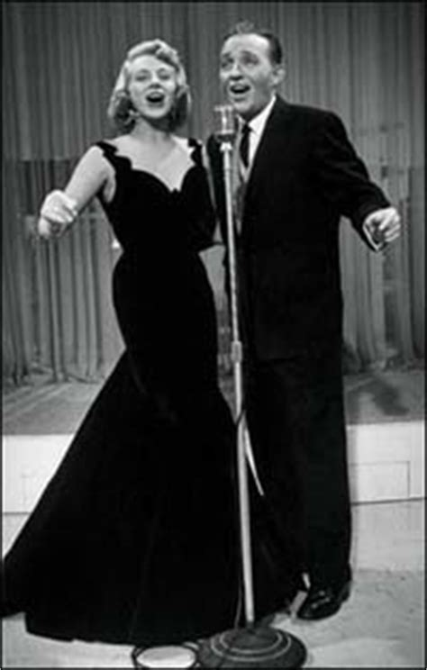 rosemary clooney game show the bing crosby news archive photos of the day bing and