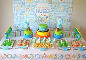 little big company the blog professor hugo s science themed 8th birthday party by crackers art