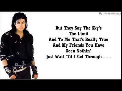 Buy Michael Jackson Kills Lyrics by Michael Jackson Bad Lyrics
