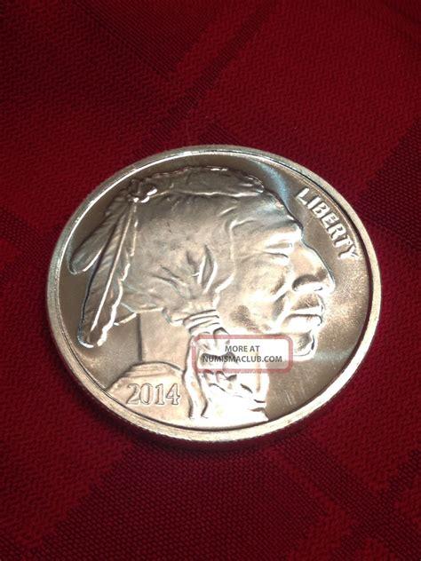 1 Troy Oz 999 Silver Indian Buffalo Bar - indian buffalo one troy ounce 999 silver