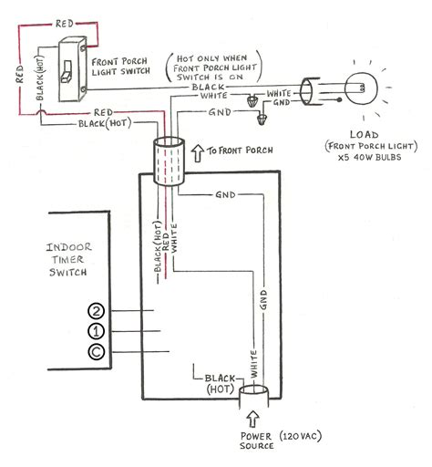 leviton timer switch wiring diagram wiring diagram