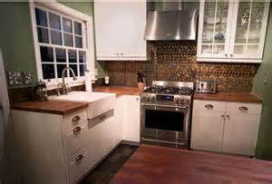 Tin Backsplashes For Kitchens by Important Kitchen Interior Design Components Part 3 To
