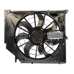 Bmw Fans Genuine Bmw E46 3 Series 390w Electric Cooling Fan