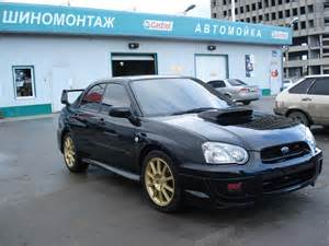 2004 Subaru Impreza For Sale Used 2004 Subaru Impreza Wrx Sti Photos 2000cc Gasoline