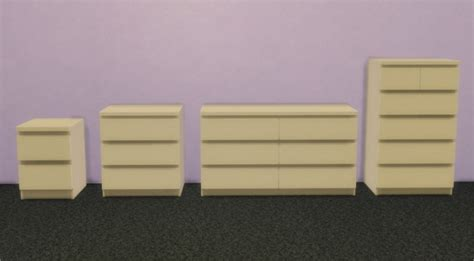 Little Store Of Home Decor Ikea Malm Bedroom At Veranka 187 Sims 4 Updates