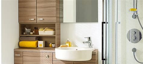 small bathrooms with clever storage spaces creative storage in a small bathroom space iremodel