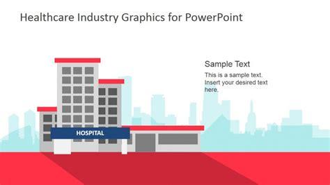 Hospital Powerpoint Shapes Background Slide Slidemodel Hospital Ppt Templates Free