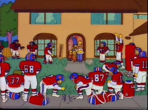 Memes De Los Broncos De Denver - super bowl cuando homer simpson se lamentaba por ser el