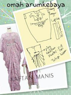 membuat pola baju kaftan prada lace pink grey carya zara baju pinterest