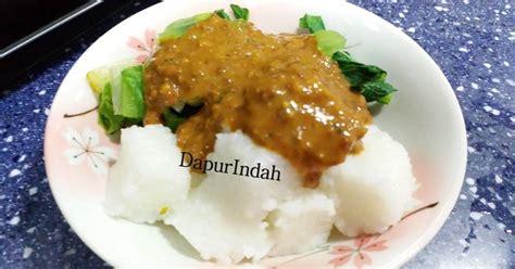 resep lontong sayur  santan enak  sederhana