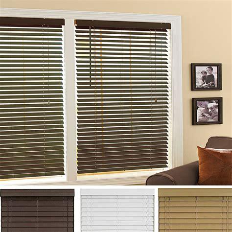 Wood Mini Blinds Mini Window Blinds 2 Quot Inch Faux Wood Grain Plantation