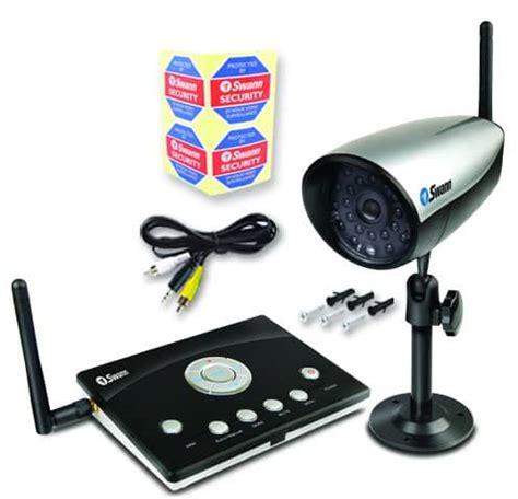 swann debuts advanced digital wireless security camera