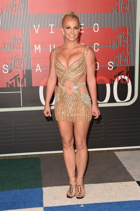 Vmas 2015 Mtvs Video Music Awards 2015 In Pictures | britney spears at 2015 mtv video music awards celebzz