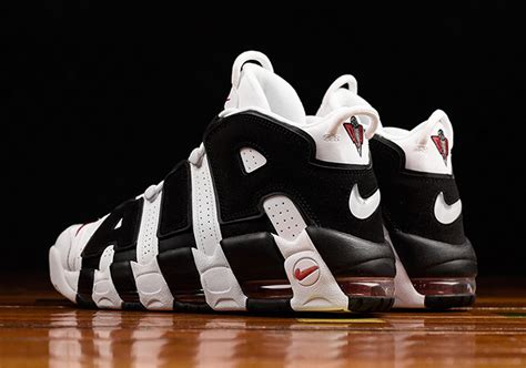 nike air more uptempo scottie pippen release date sneakerfiles