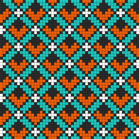 simple bead patterns deco perler bead pattern bead sprites simple fuse