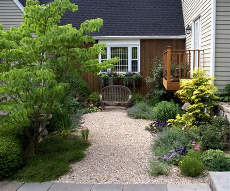 Gravel Garden Ideas Go Green Go Gravel Djd Design