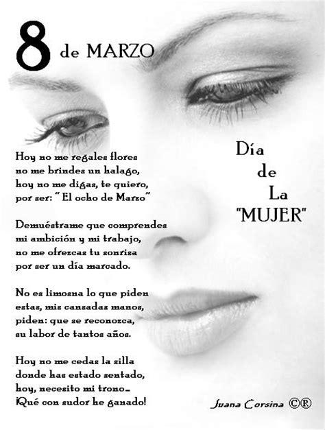 imagenes de reflexion para una mujer hermosos poemas y versos para dedicar el d 237 a de la mujer