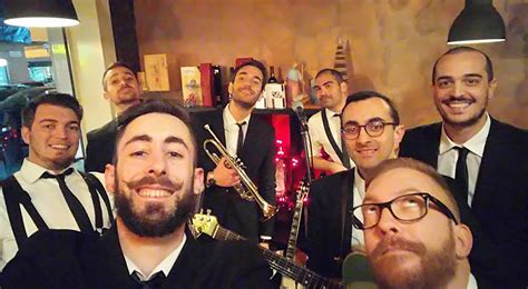 italian swing music hire swing band rome italy corporate and wedding