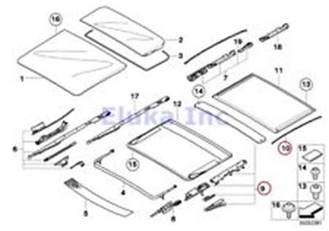 manual repair autos 2004 bmw x3 spare parts catalogs sunroof repair ebay