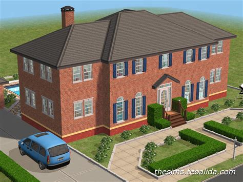 quot home alone quot house the sims 2 version the sims