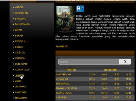 film bioskop hari ini di bale kota cara cek jadwal film xxi secara online sebelum nonton film