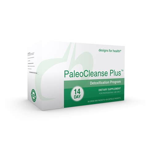 14 Day Detox Program by Buy Paleocleanse Plus 14 Day Detox Program Free Shipping