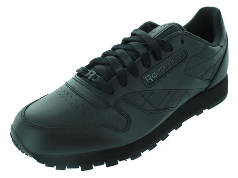 leather running shoes reebok classic leather running shoes reebok