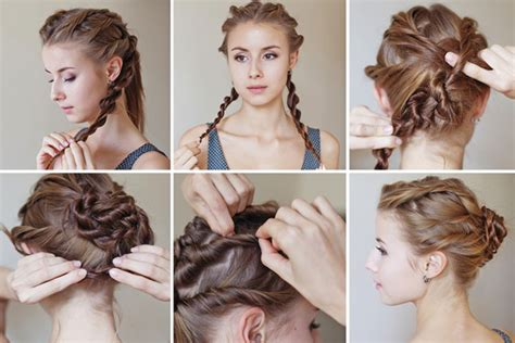 cute hairstyles step by step for teens 16 cute and easy hairstyle for school girls superhit ideas