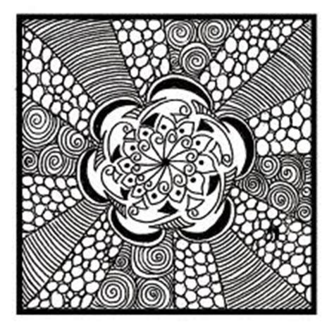 zentangle pattern drawing as meditation zentangle 365waystobehappy