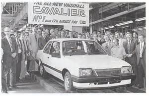 Vauxhall Apprenticeships Luton Great Bangers No1 Vauxhall Cavalier Mk2 Www