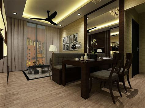 Dining Room Design Hdb Hdb Interior Design Singapore Top Hdb Renovation Contractor