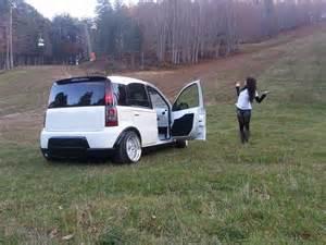 Fiat Panda 100hp Tuning Fiat Panda 100 Hp Angelo Bianco Www Fuorigirimotore