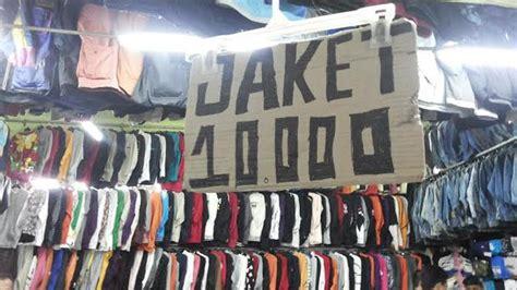 Harga Pakaian Merek Versace celana merek di mall harganya rp 1 juta tapi di pasar