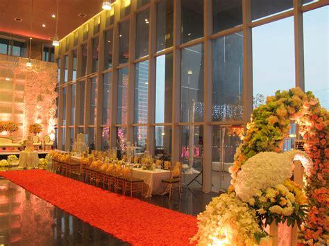 indoor outdoor wedding venue  jakarta venuerific
