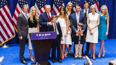 donald trump kids donald trump s family 5 fast facts you need to know