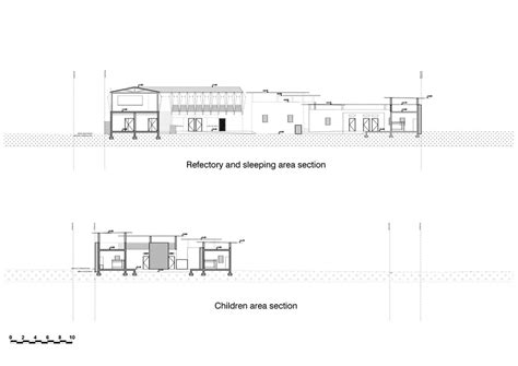 Longitudinal Section Architecture by Aeccafe Archshowcase