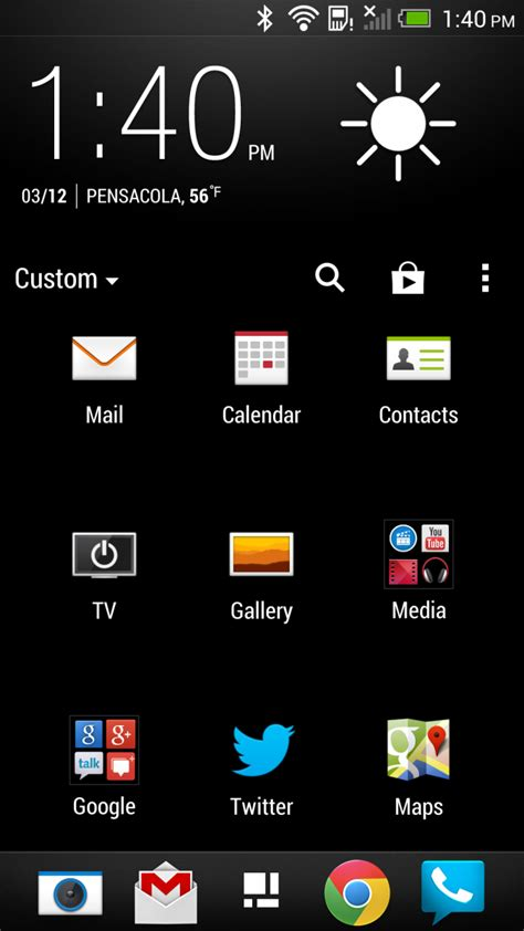 Samsung App Drawer Icon by The Htc Sense 5 App Drawer Simple Complicated Android Central